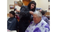 Бесплатные парикмахерские услуги в центре «Участие»