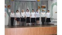 Концерт «серебрянных волонтеров»