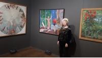 Участие в картинной галереи на выставке «В новом свете»