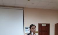 Лекции по здоровому образу жизни в ОБУСО «ЦСО «Участие» города Курска»