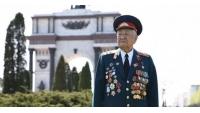 Поздравление с 95-летним юбилеем Героя Советского Союза  Булатова Михаила Алексеевича