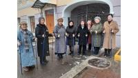 Декада инвалидов в ОБУСО «ЦСО «Участие» города Курска»