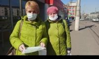 Работники ОБУСО «ЦСО «Участие» города Курска» ежедневно продолжают помогать нуждающимся пенсионерам и инвалидам г. Курска