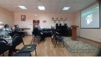 Онлайн занятия ОБУСО «ЦСО «Участие» города Курска» для старшего поколения
