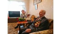 95- летний юбилей
