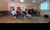 Занятия в Школе «Родственного ухода»