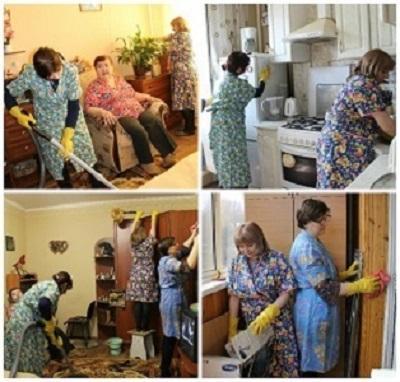 Борзинский дом интернат престарелых и инвалидов